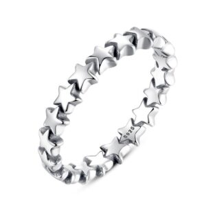 Stackable Ring 925 Sterling Silver