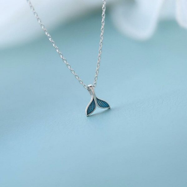 Whale Tail Fish Charm Adjustable Foot Chain Ankle 925 Sterling Silver
